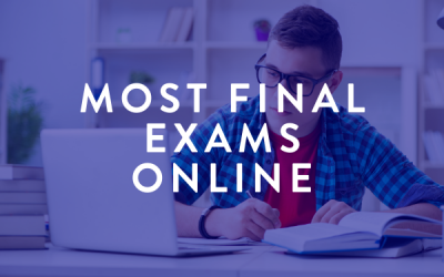 Most Final Exams Online